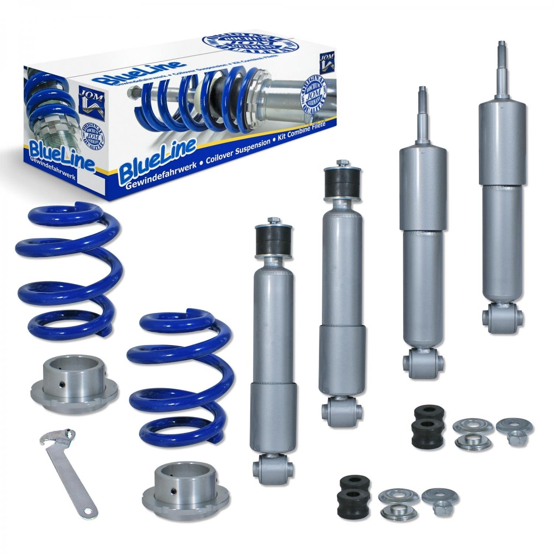 Blue Line - Gevindundervogn til VW T4 Styling > Gevindundervogn > VW > T4