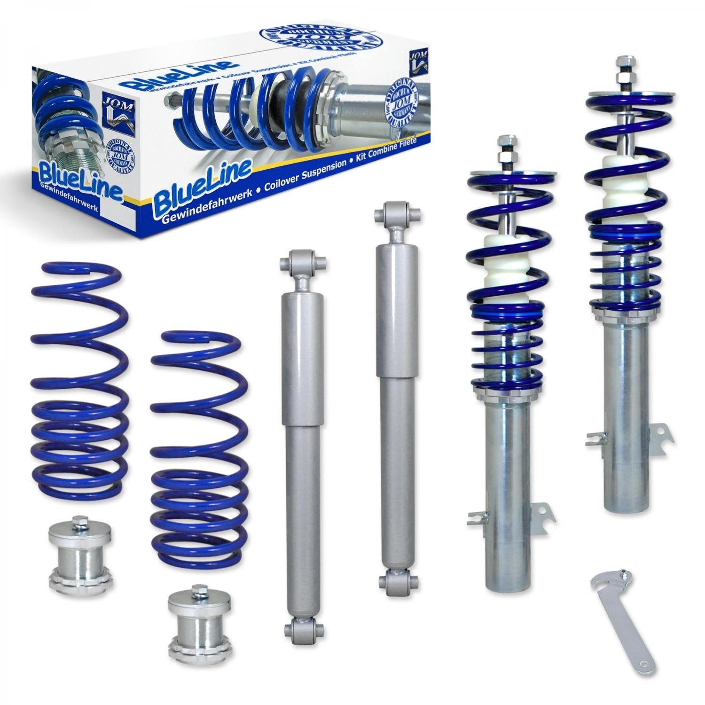 Blue Line - Gevindundervogn til Peugeot 207 Styling > Gevindundervogn > Peugeot > 207