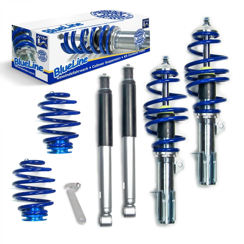 Blue Line - Gevindundervogn til Opel Corsa C Styling > Gevindundervogn > Opel > Corsa
