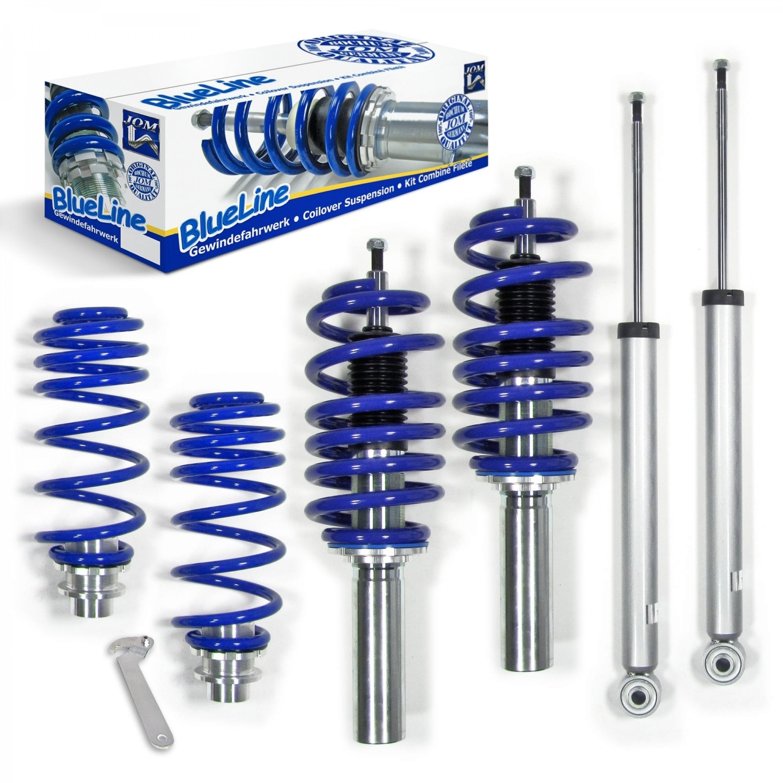 Blue Line - Gevindundervogn til Audi A5 Cabriolet - Årgang 2009-2011 Styling > Gevindundervogn > Audi > A5
