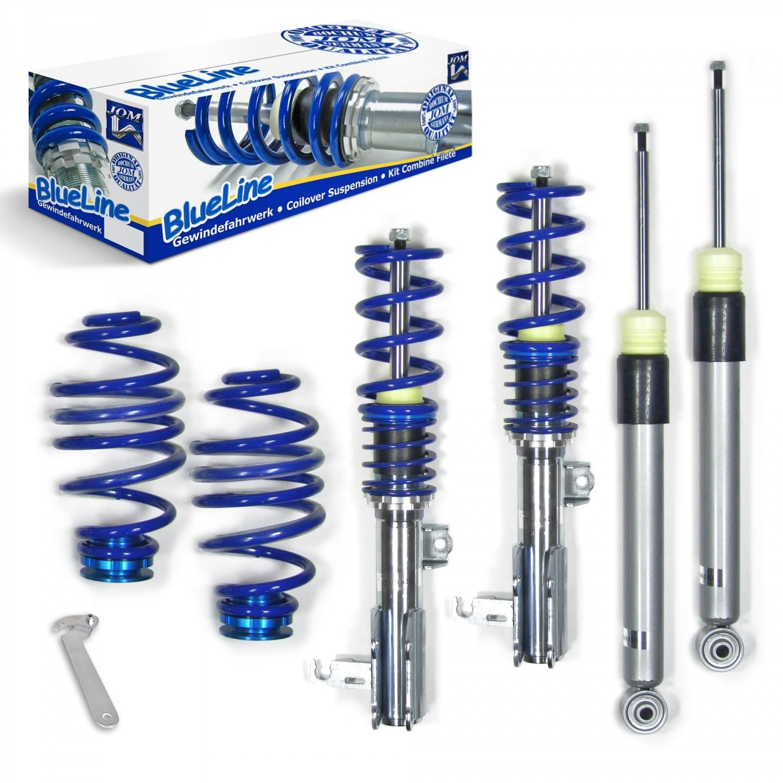 Blue Line - Gevindundervogn til Opel Astra Sedan Styling > Gevindundervogn > Opel > Astra