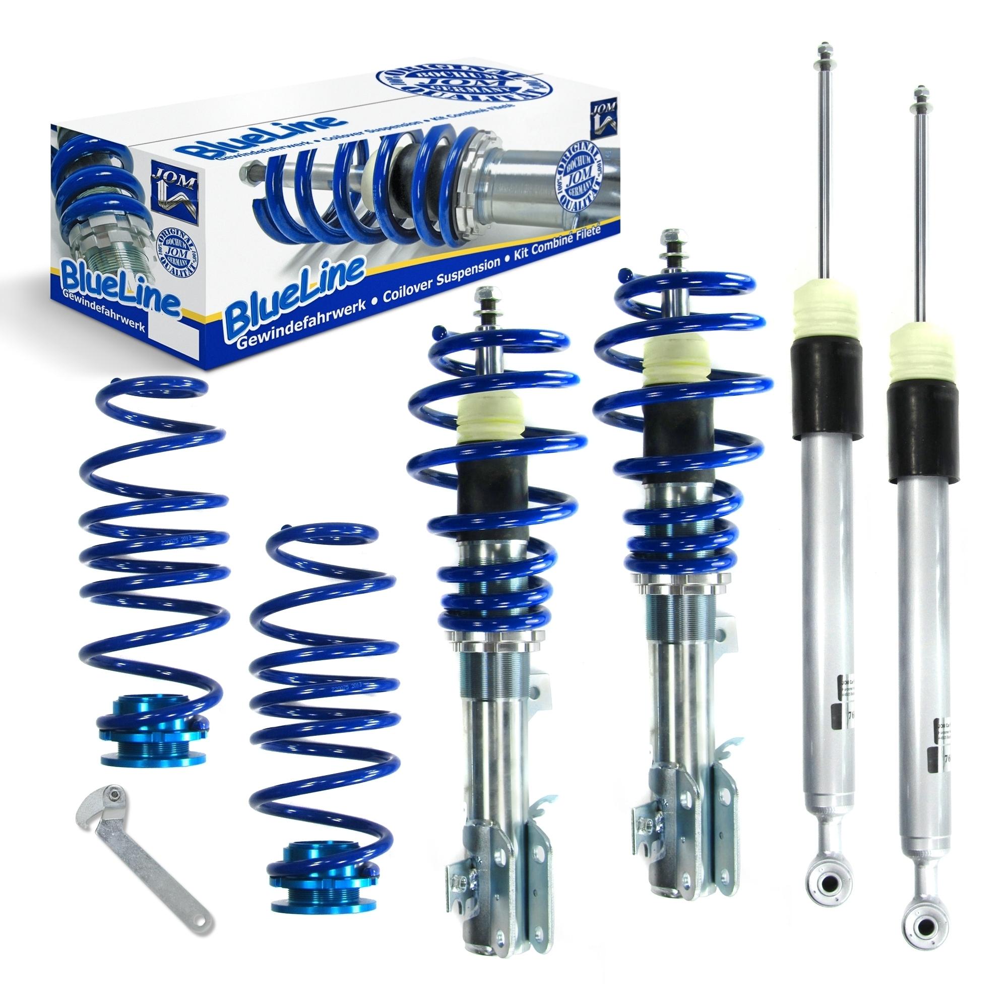 Blue Line - Gevindundervogn til Ford Fiesta JHH Styling > Gevindundervogn > Ford > Fiesta