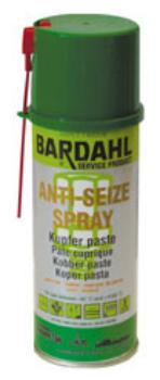 Bardahl Kobberpasta - Spray 400 ml. Olie & Kemi > Smøremidler