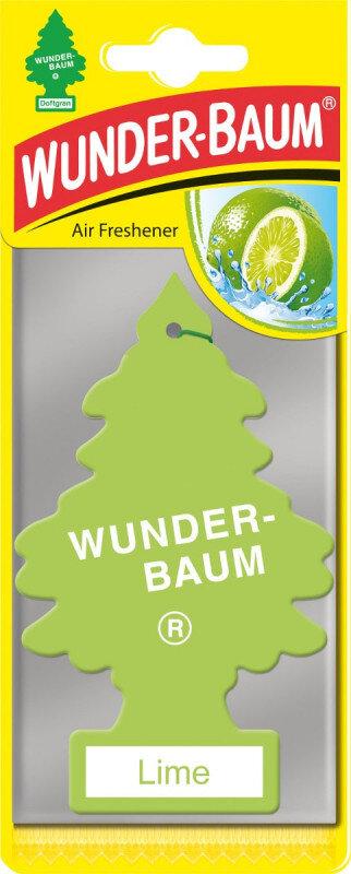 Lime duftegran fra Wunderbaum Wunder-Baum dufte