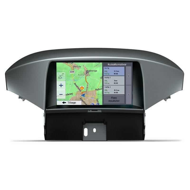 Chevrolet Orlando Navigation Bilstereo > Navigation > Chevrolet