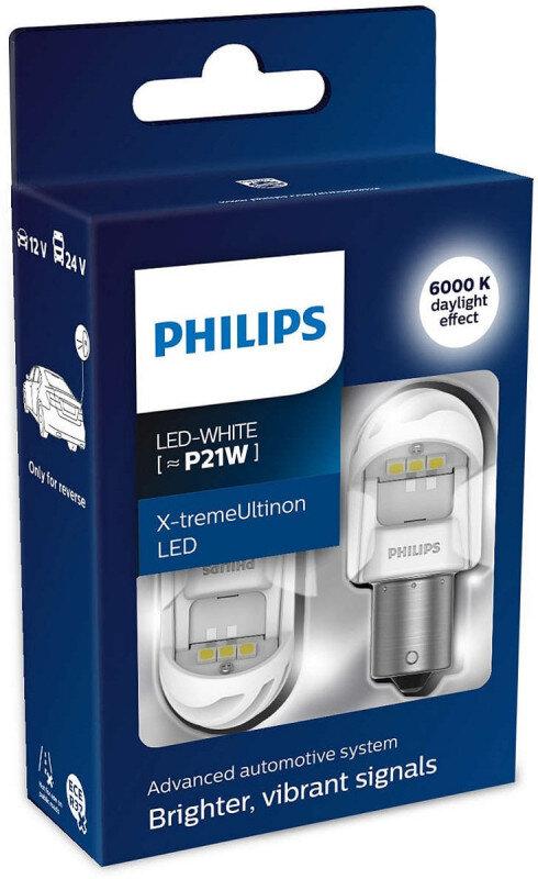 Philips X-tremeUltinon P21W LED-WHITE