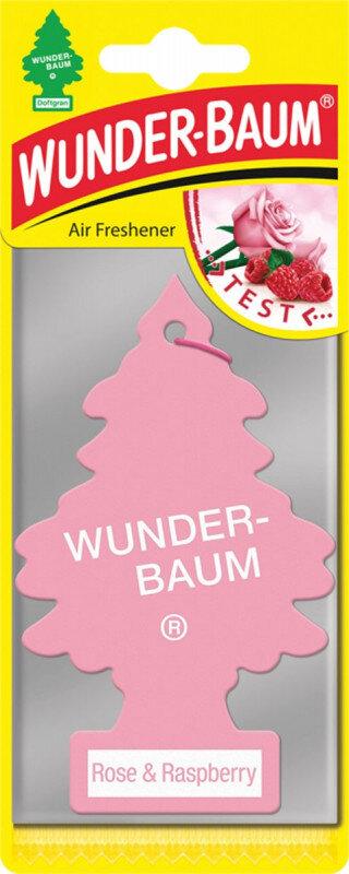 Rose & Raspberry duftegran fra Wunderbaum Wunder-Baum dufte