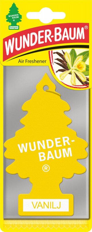 Vanilje duftegran fra Wunderbaum Wunder-Baum dufte