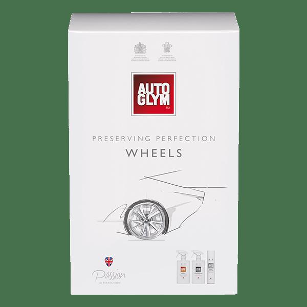Autoglym Gavesæt Hjul - Wheels Collection - med 3 produkter Bilpleje