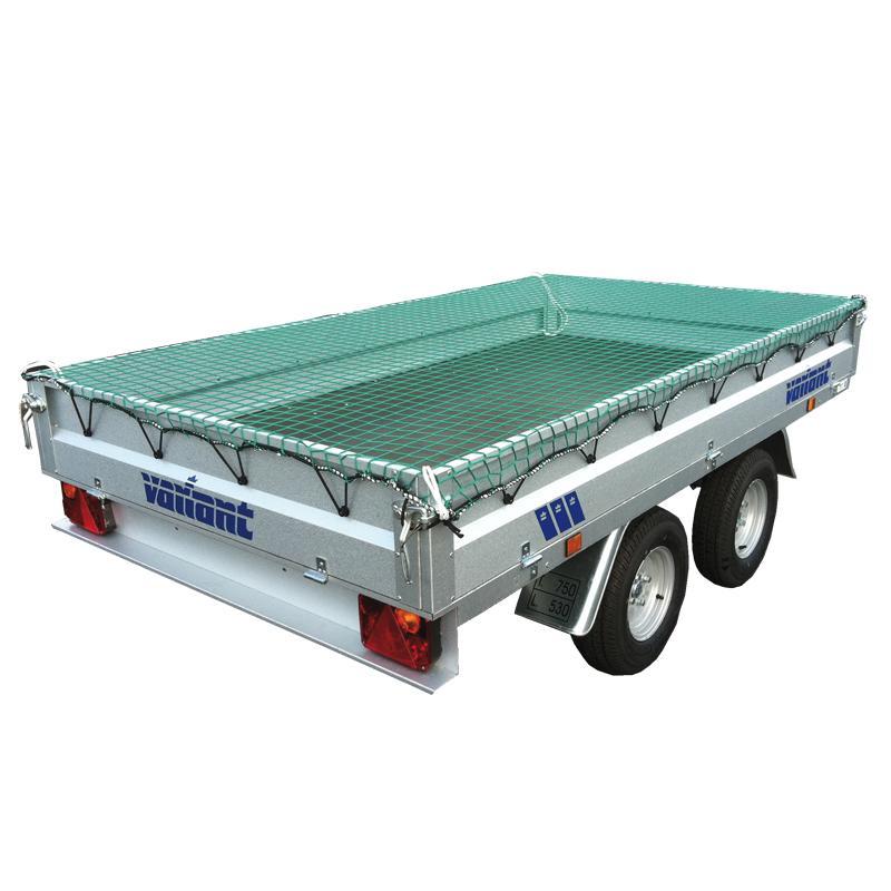 Trailernet 260 x 150 cm Bil & Trailer // Presenning & trailernet // Trailernet