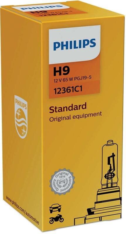 Philips H9 Vision / Standard pære